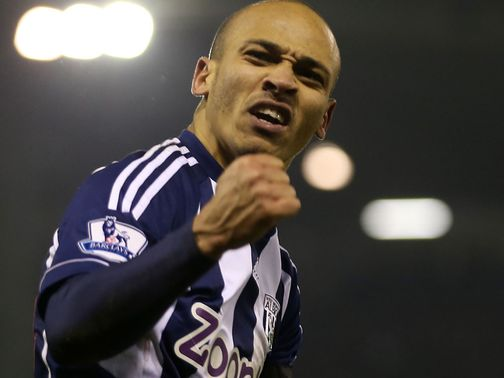 Peter Odemwingie: Won't play for West Brom