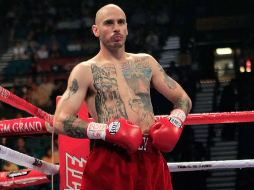 Kelly Pavlik: Saw challenge for Andre Ward's belt fall through