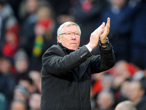 Sir Alex Ferguson: Wants players to act as role models