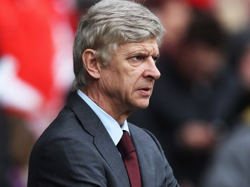 Arsene Wenger: 'Delicate subject'