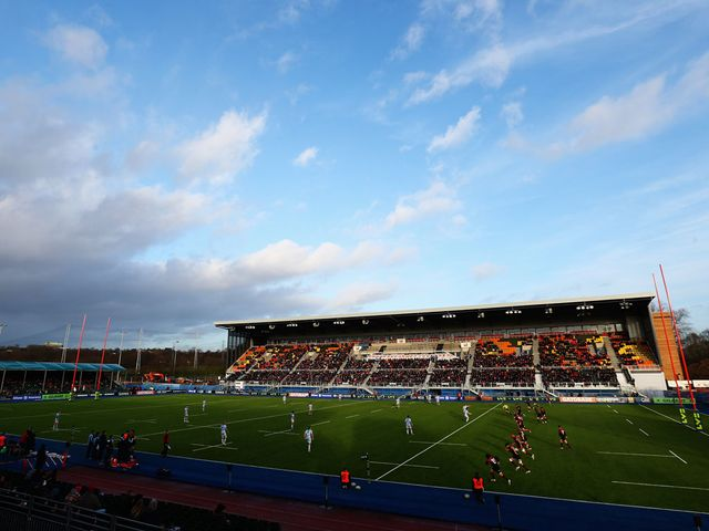 Allianz Park: Will host a Saracens Premiership game for the first time