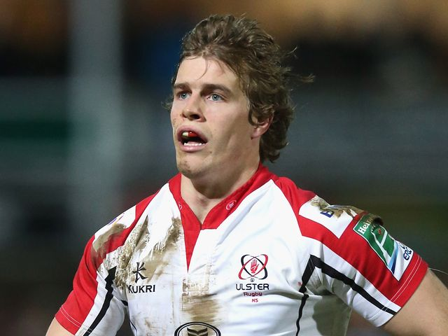 Andrew Trimble: Scored a try