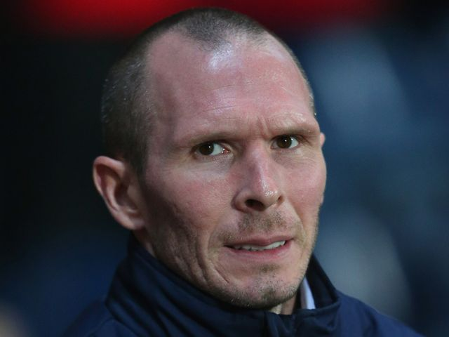 Appleton: Watched his side draw with Brighton