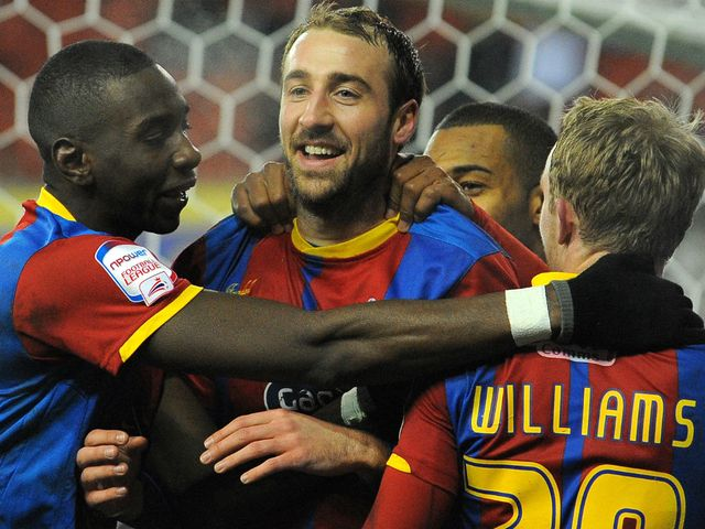 Glenn Murray: Scored his 28th goal of the season