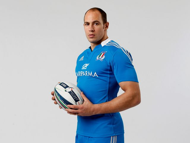 Sergio Parisse: Doesn't fear France