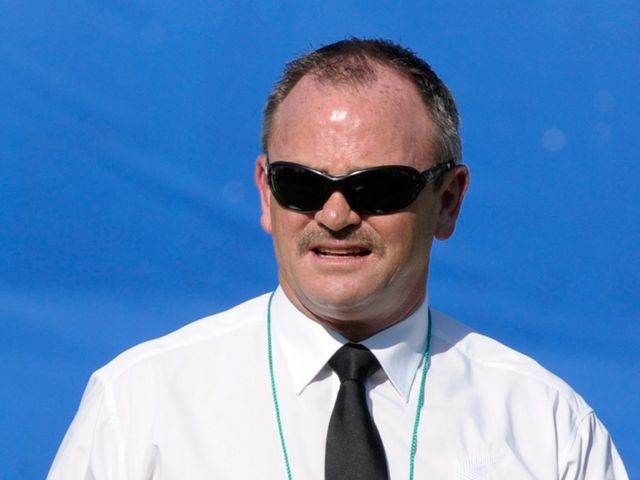Mark Anscombe: Praised his side