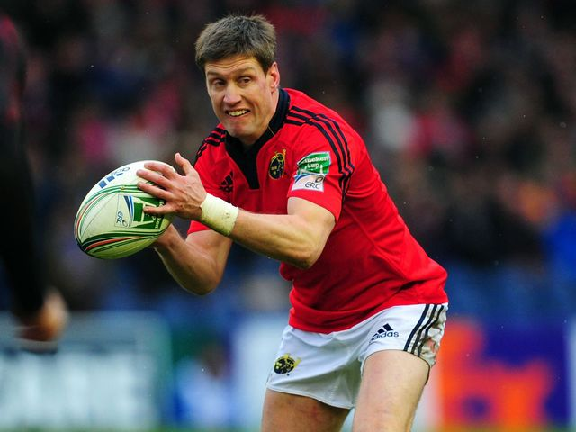 Ronan O'Gara: His Munster side couldn't sneak a victory