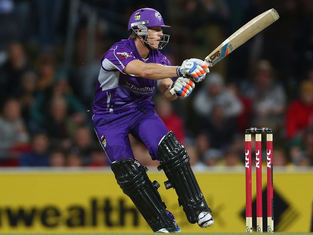 Tim Paine: Backbone of the Hobart Hurricanes victory