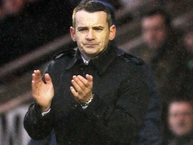 Danny Lennon: Disappointed not to win