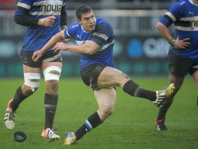 Tom Heathcote: Booted Bath to a narrow victory