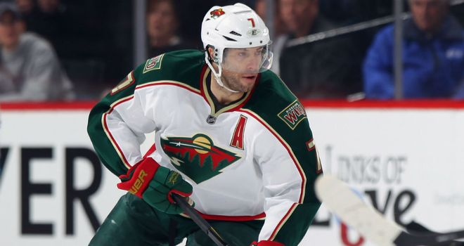 Matt Cullen: Scored the shootout winner for Minnesota Wild