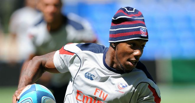 Carlin Isles: Has been a big hit on the Sevens circuit