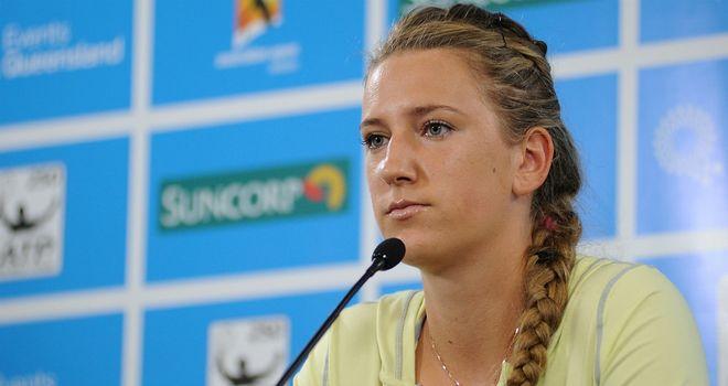Victoria Azarenka: Brisbane International cut short by toe injury