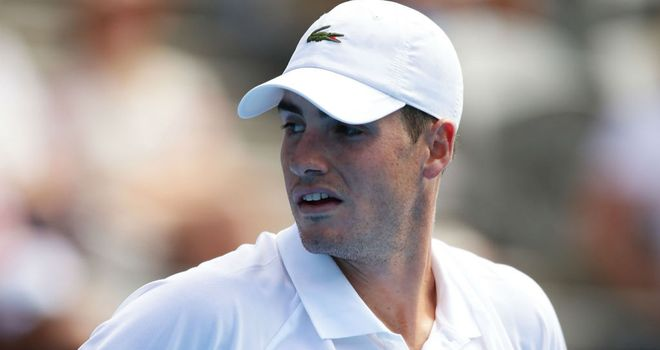 John Isner: Has been ruled out out of the Australian Open