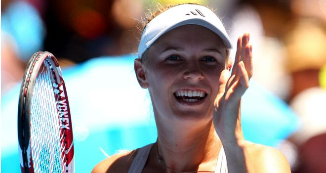 Caroline Wozniacki: Looking to end grand slam wait