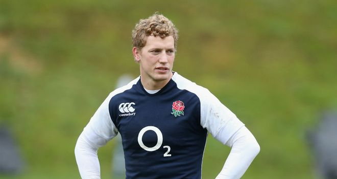 Billy Twelvetrees: Set for England debut on Saturday