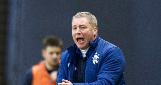 Ally McCoist: Searching for reinforcements at Rangers