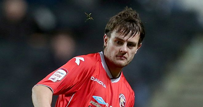 Andy Taylor: Injury concern for Saddlers