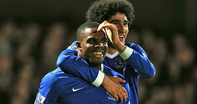 Victor Anichebe: Ten years with Everton