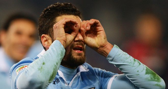 Antonio Candreva: Earned Lazio a dramatic victory