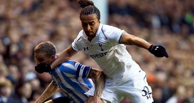 Benoit Assou-Ekotto: Back in action against Coventry