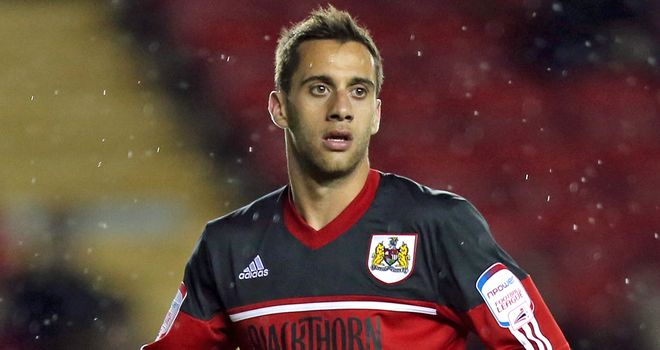 Sam Baldock: Two goals to the good