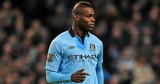 Mario Balotelli: Still being linked with a move away from Manchester City