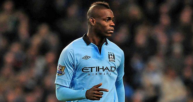 Mario Balotelli: Manchester City striker is joining Milan