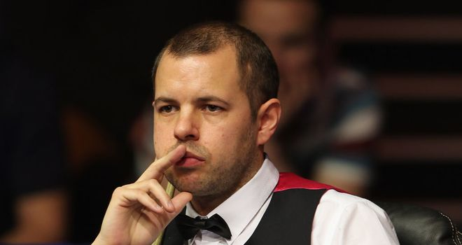 Barry Hawkins: knocked out the world number one in the quarter-finals