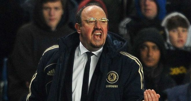 Rafa Benitez: Chelsea boss felt his side were in control and was stunned they failed to secure the points