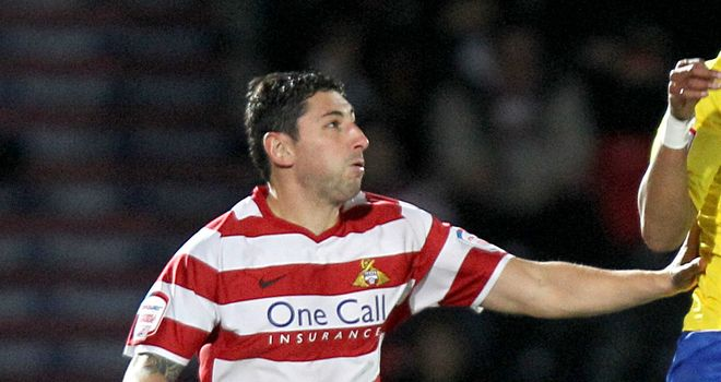 Billy Paynter: Two-goal hero