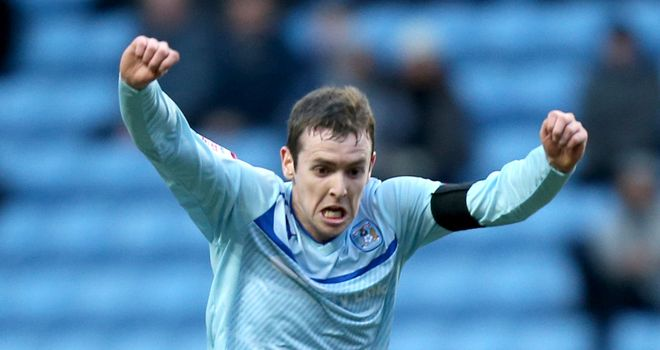 Blair Adams: Permanent deal with Coventry