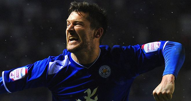 David Nugent: Once again netted winner for his side