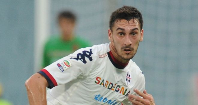 Davide Astori: Reported to be attracting interest from England