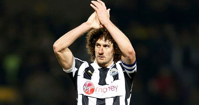 Fabricio Coloccini: Asked for a transfer in January