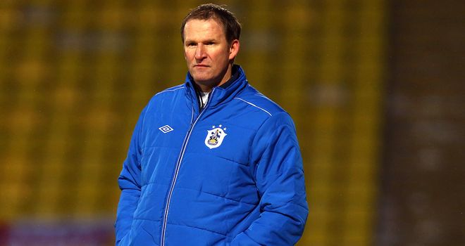 Simon Grayson: Set to replace Graham Westley