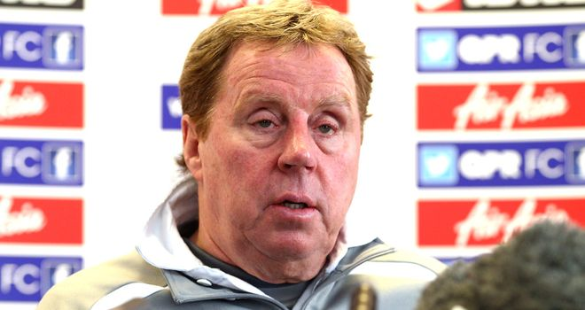 Harry Redknapp: Confident of survival if he can land transfer targets