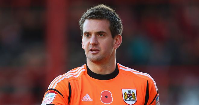 Tom Heaton: Superb late save preserved a point for Bristol City