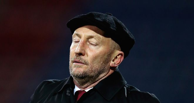 Ian Holloway: Unhappy with sloppy Palace