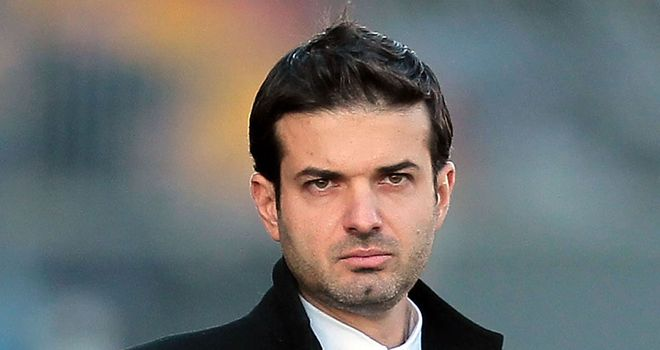 Andrea Stramaccioni: Could be under pressure if Inter lose this weekend