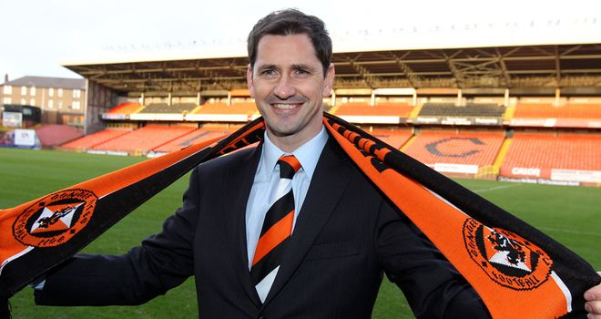 Jackie McNamara: Will be unveiled on Wednesday