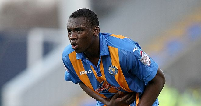 Jermaine Grandison: Ruled out for Shrews