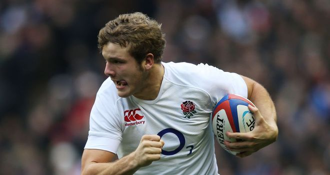 Joe Launchbury: Almost quit rugby two years ago