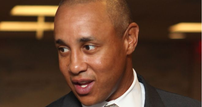 John Starks: The New York Knicks legend is excited ahead of Thursday's game in London