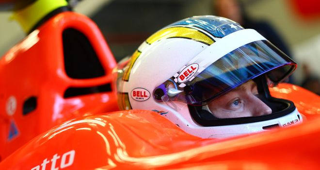 Johnny Cecotto: Will drive for Arden International this year