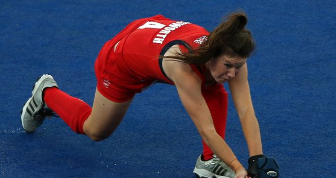 Laura Unsworth: Playing in a new-look England hockey squad