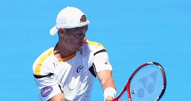 Lleyton Hewitt: beat world number six Tomas Berdych in 88 minutes in Melbourne