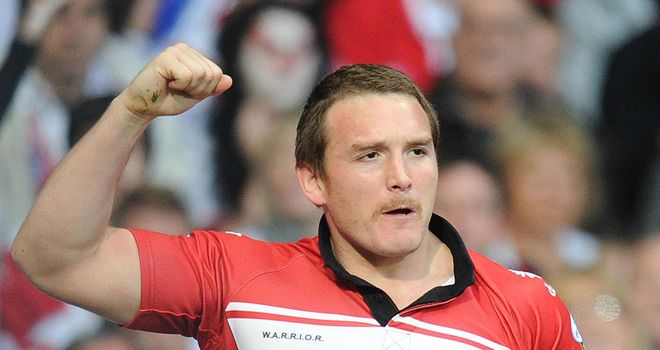 Martin Gleeson is one of a host of players to have joined Salford