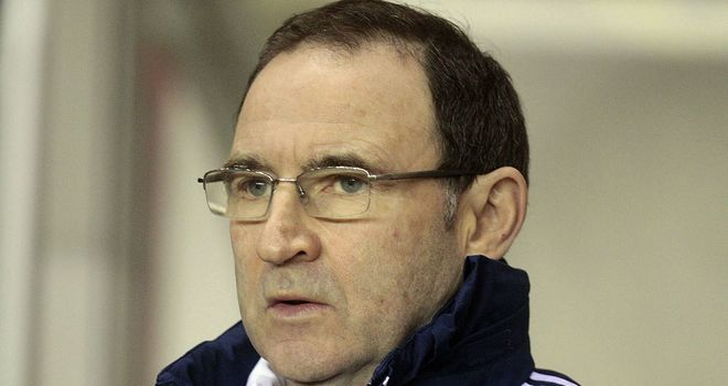 Martin O'Neill: Sunderland manager puzzled by his side's failure to score against Arsenal