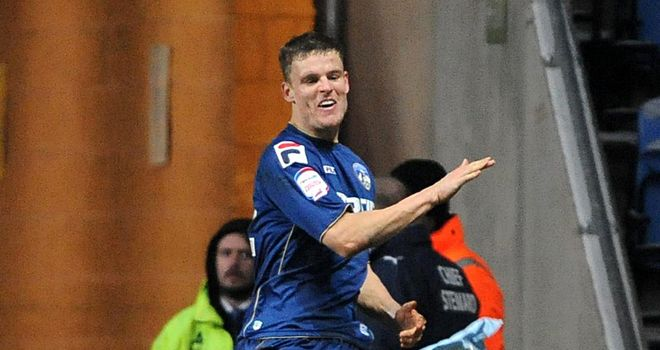 Matt Smith: Played a key role securing Oldham's safety